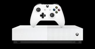 Microsoft annuncia ufficialmente l'Xbox One S All-Digital