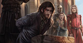 Il creatore di Game of Thrones sta lavorando con From Software