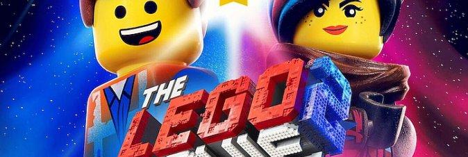 Primo trailer per THE LEGO movie 2