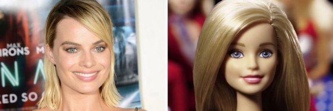 E' ufficiale: Margot Robbie sarà Barbie