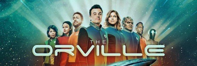 The Orville 2 da domani su FOX