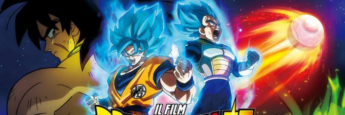 Annunciati i doppiatori di Dragon Ball Super: Broly