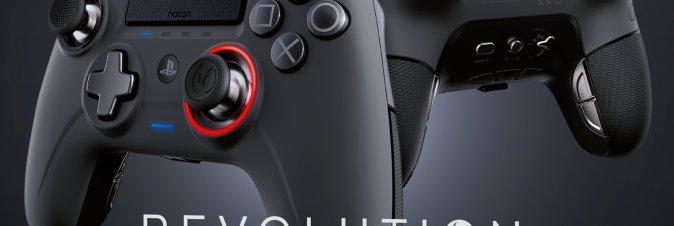 NACON presenta il nuovo controller dedicato alla PS4