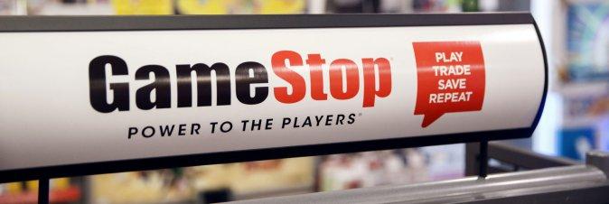 La catena Gamestop non è più in vendita