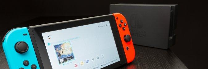 Secondo Nikkei, Nintendo sta lavorando ad una versione slim dello Switch