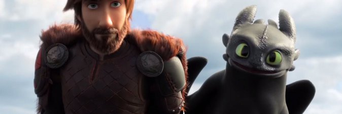 DreamWorks Dragons L'alba dei nuovi cavalieri disponibile da oggi