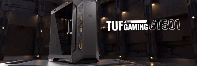 ASUS presenta il case TUF Gaming GT501