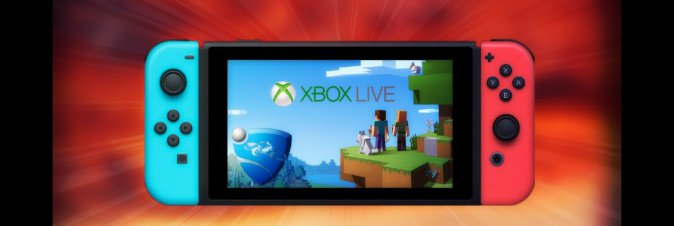 Microsoft intende offrire Xbox Live anche su iOS, Android e Switch