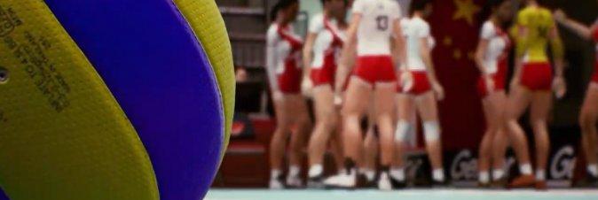 Spike Volleyball disponibile da oggi
