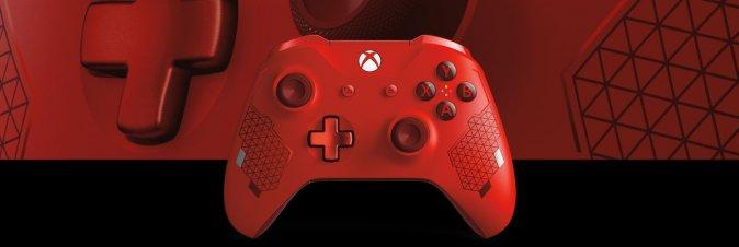 Microsoft presenta un nuovo controller in edizione limitata