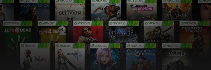 Due in più su Xbox One grazie alla retrocompatibilità