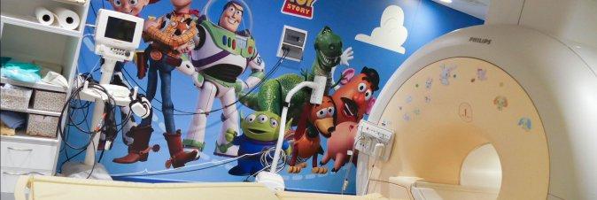 Disney Pixar al servizio del Progetto per gli Ospedali & Infanzia