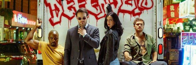 The Punisher e Jessica Jones ufficialmente cancellati