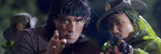 Una data per Rambo:Last Blood