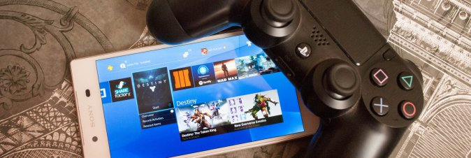 Disponibile un nuovo aggiornamento firmware per Playstation 4