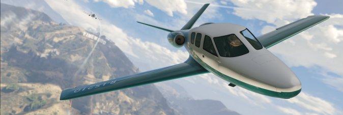 In GTA Online arriva la settimana del volo
