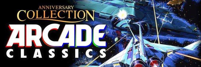 Konami svela i contenuti di Castlevania, Contra e Arcade Classics Collection