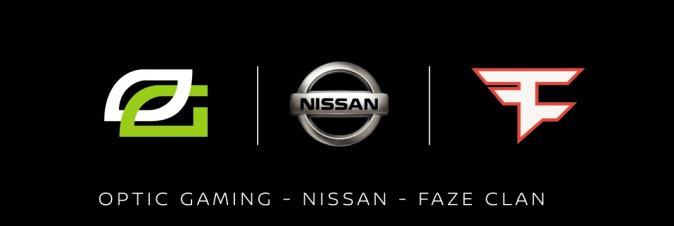 Nissan entra di prepotenza nel mondo degli eSport