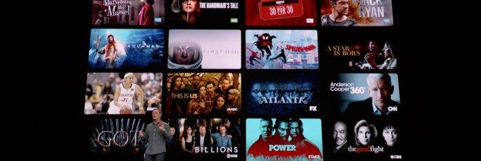 Apple apre le porte ai contenuti in streaming: ecco Apple TV+ e Apple News+