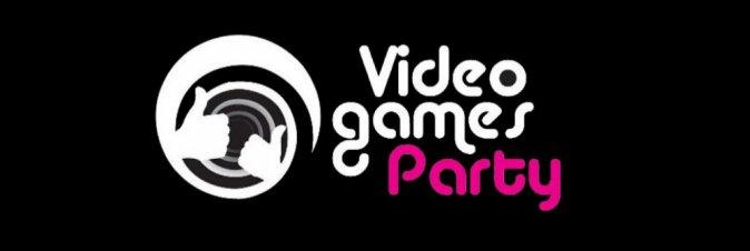 Riparte il Videogames Party