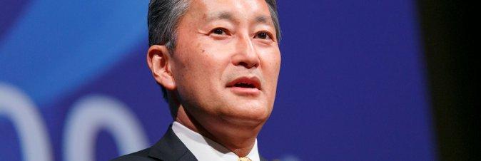 Le strade di Kazuo Hirai e Sony si separano