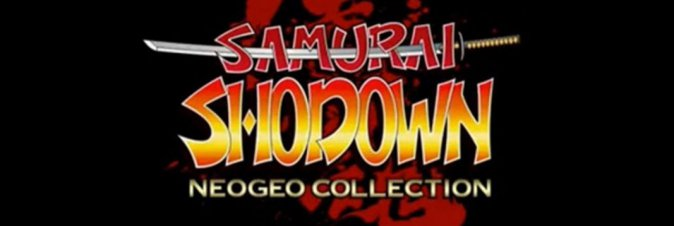 SNK annuncia la Samurai Shodown NeoGeo Collection