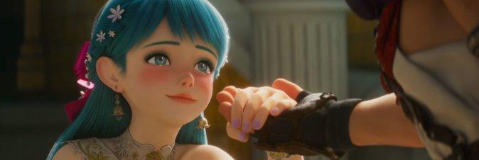 Primo trailer per il film Dragon Quest: Your Story