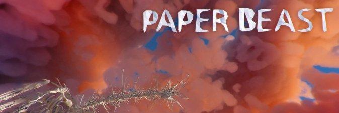 Un trailer svela l'avventura per PS VR Paper Beast