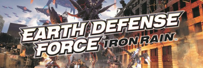 Earth Defense Force: Iron Rain è ora disponibile in esclusiva per PlayStation 4