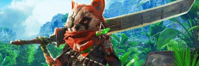Biomutant e Darksiders II potrebbero sbarcare anche su Nintendo Switch