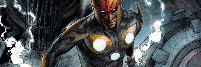 Marvel Studios sta lavorando ad un film su Nova