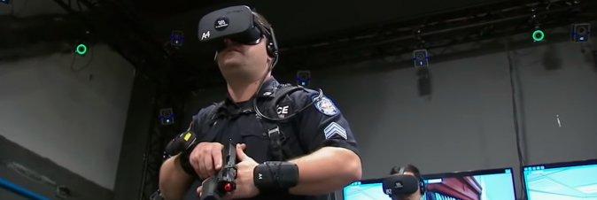 La polizia di New York si allena in VR per gli ostaggi