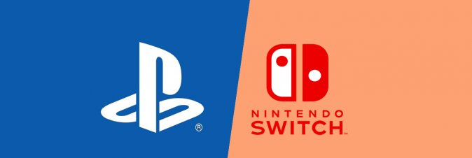 Nintendo Switch batte PS4 in Giappone