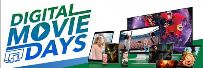Ripartono i Digital Movie Days! Tanti film a prezzi scontatissimi