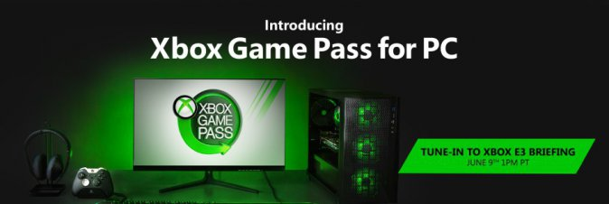 Xbox Game Pass sbarca anche su PC
