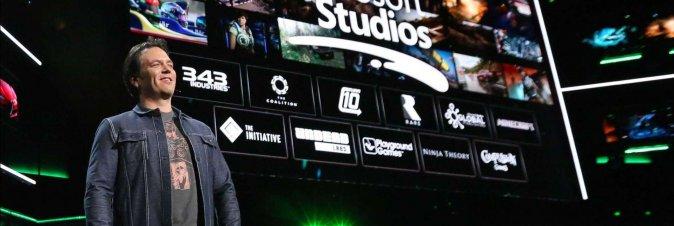 Phil Spencer preannuncia 14 giochi firmati Xbox Game Studios