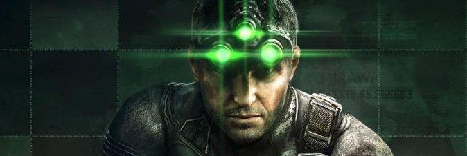 Splinter Cell compare fra i collezionabili di Gamestop