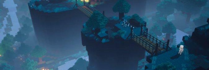 [E3 2019]Minecraft Dungeons debutterà nel 2020