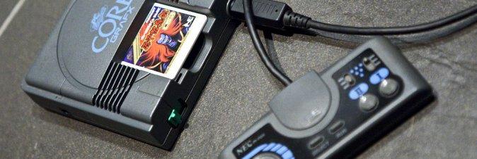 Konami riesuma il PC Engine in versione mini