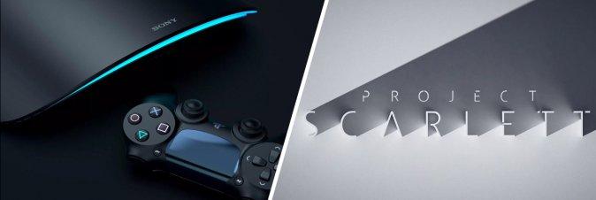 Secondo un ex giornalista di IGN, PS5  sarà più potente di Project Scarlett