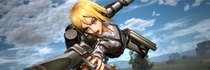 A.O.T. 2: Final Battle in tre video di gameplay