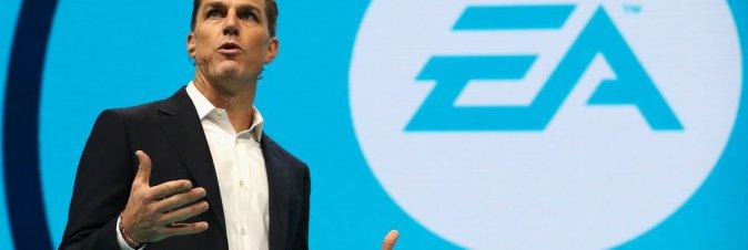 I dirigenti di Electronic Arts rinunciano ai bonus del 2019