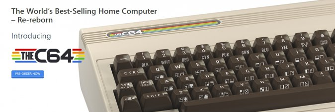 Ritorna THE C64