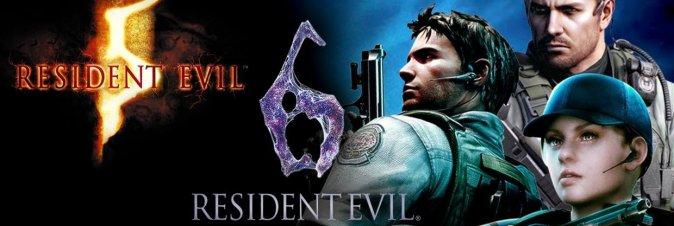 Resident Evil 5 e 6 presto su Switch