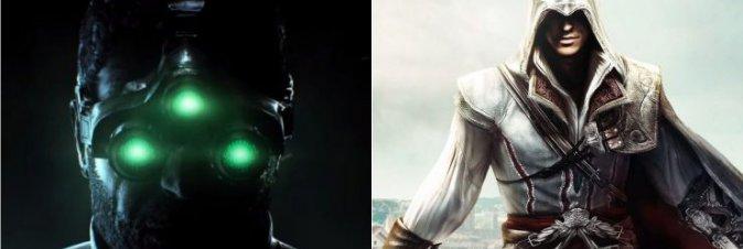 Ubisoft porta Assassin's Creed e Splinter Cell su VR grazie a Facebook?