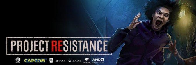 Capcom presenta ufficialmente Project Resistance