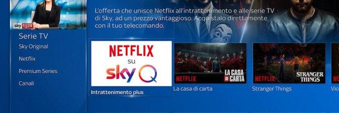 Sky Q: Sky ridisegna il futuro della TV