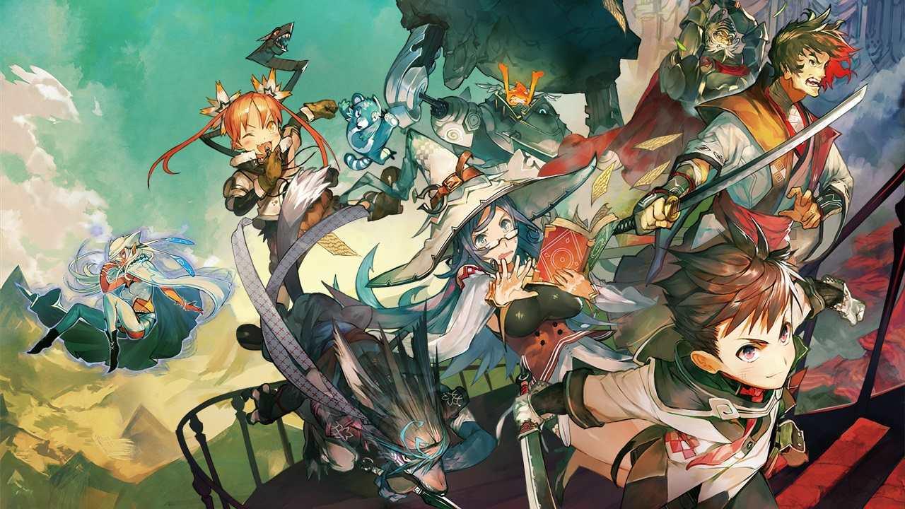 RPG Maker MV ritarda