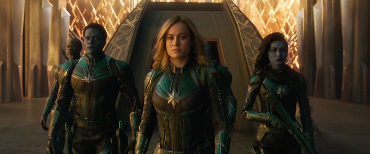 Captain Marvel in un nuovo spot