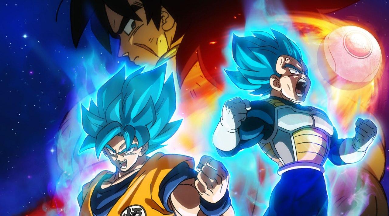 Dragon Ball Super: Broly - Il Film sbarca al cinema